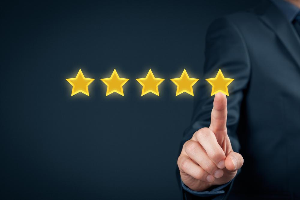 Sbga 5 star reputation management