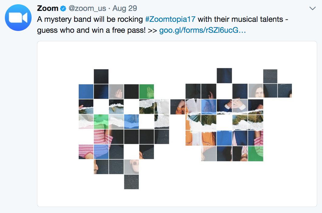 Announcing Zoomtopia's Entertainment Headliner: Weezer!