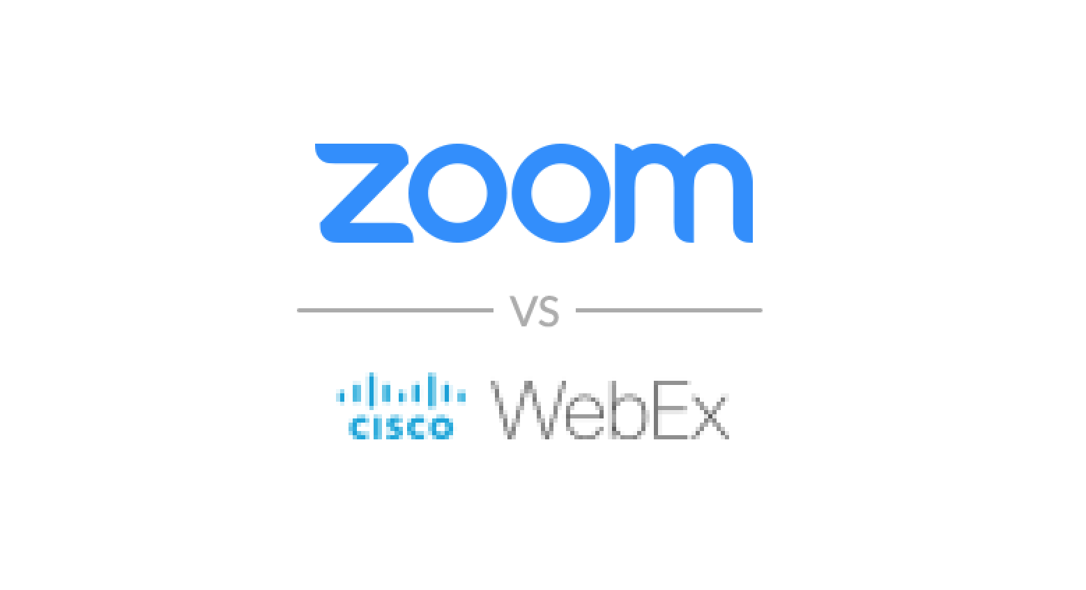 Video Quality Matchup: Zoom vs WebEx