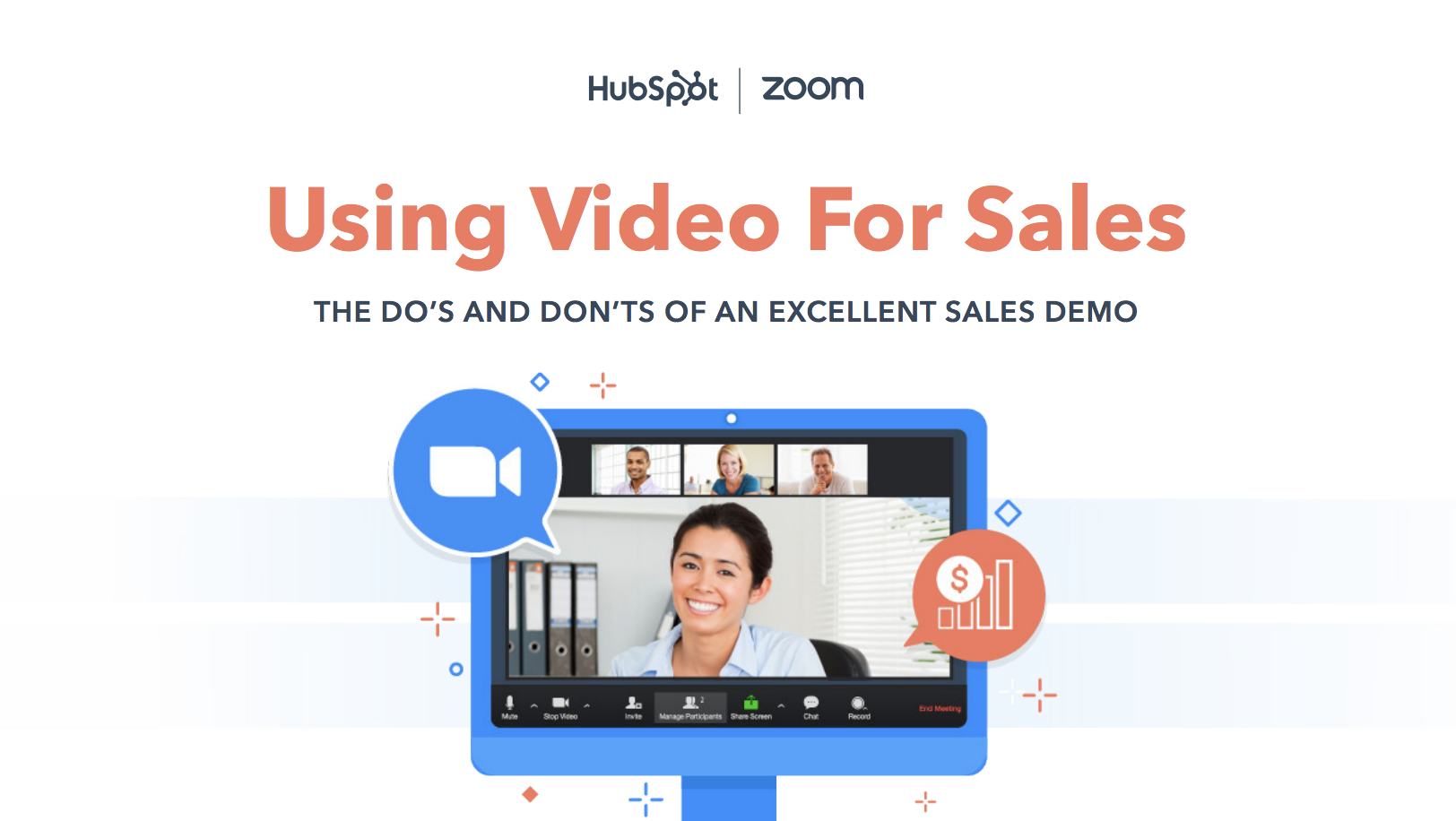 Best Practices For A Successful Sales Demo With Zoom And Hubspot
