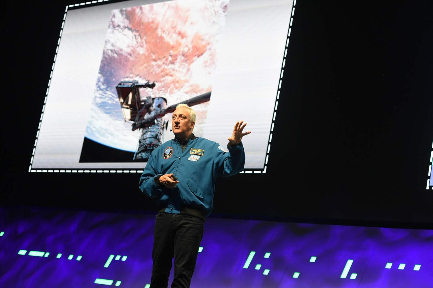 Zoomtopia 2019: Mike Massimino