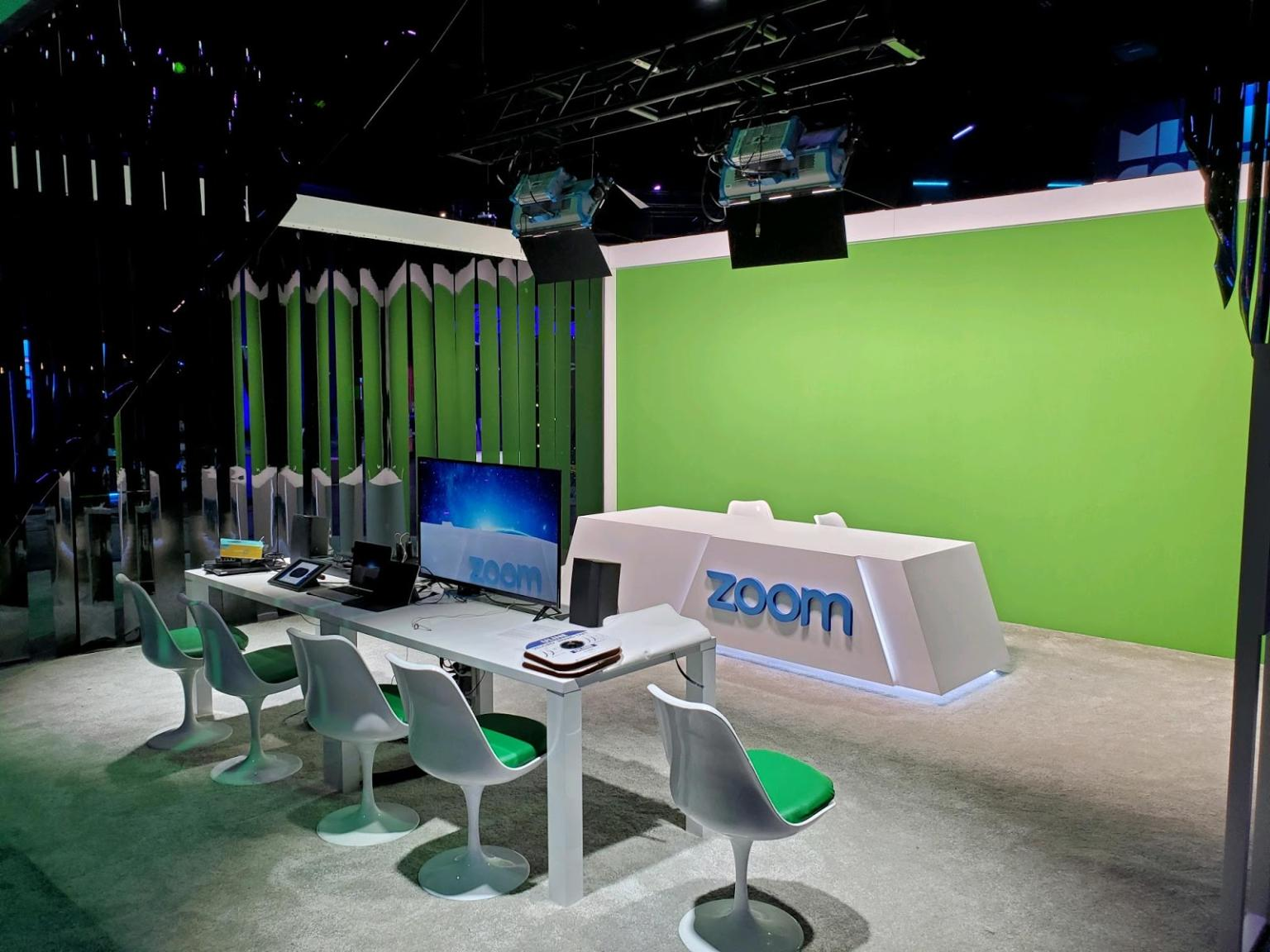 Get More Control In Your Zoom Rooms Get More Interactive In