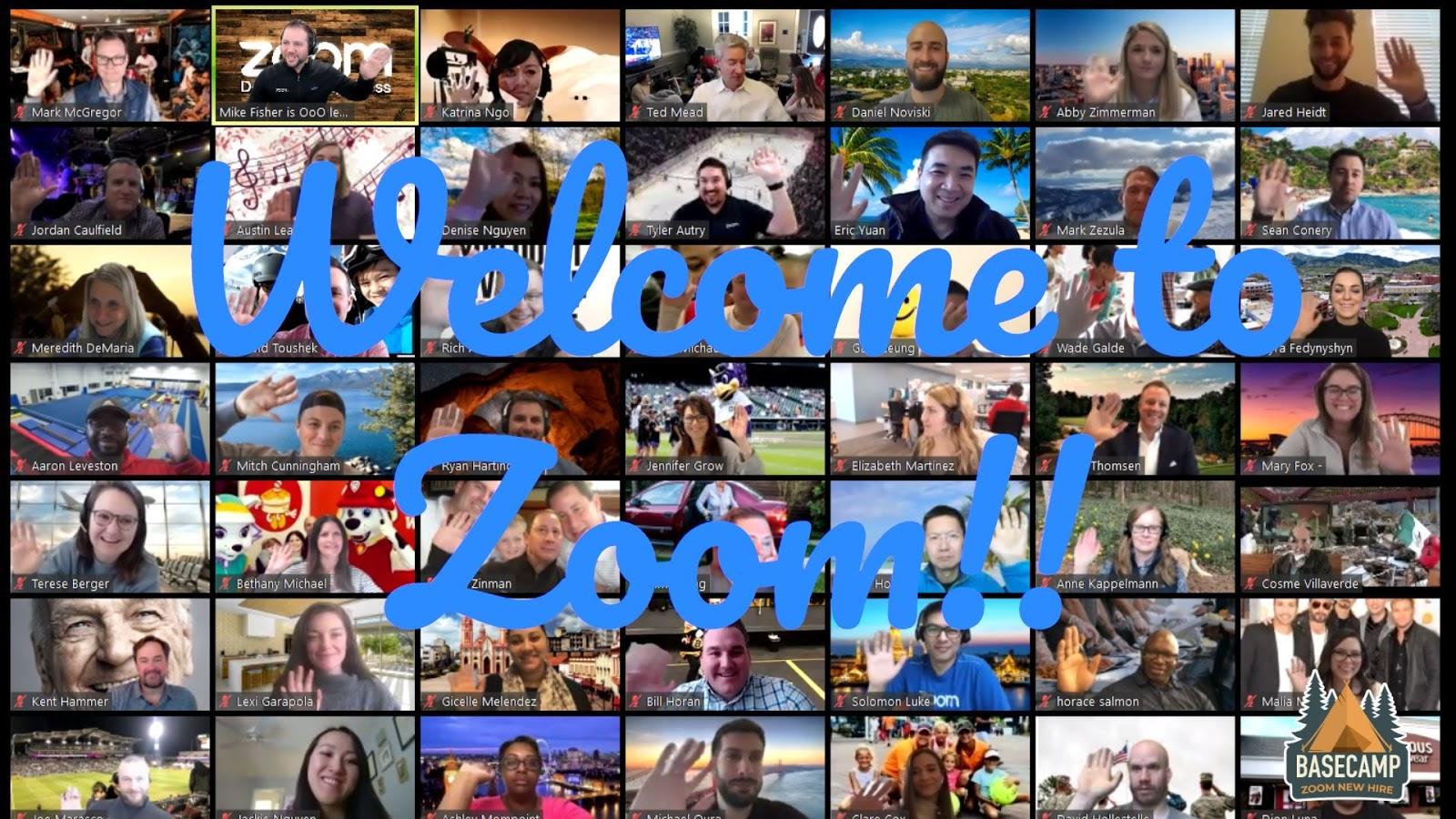 Zoom Basecamp