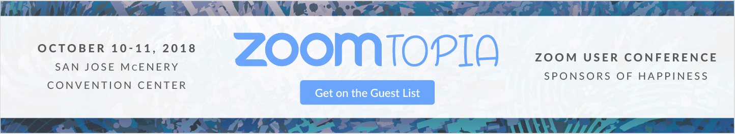 Zoomtopia Registration Banner Image