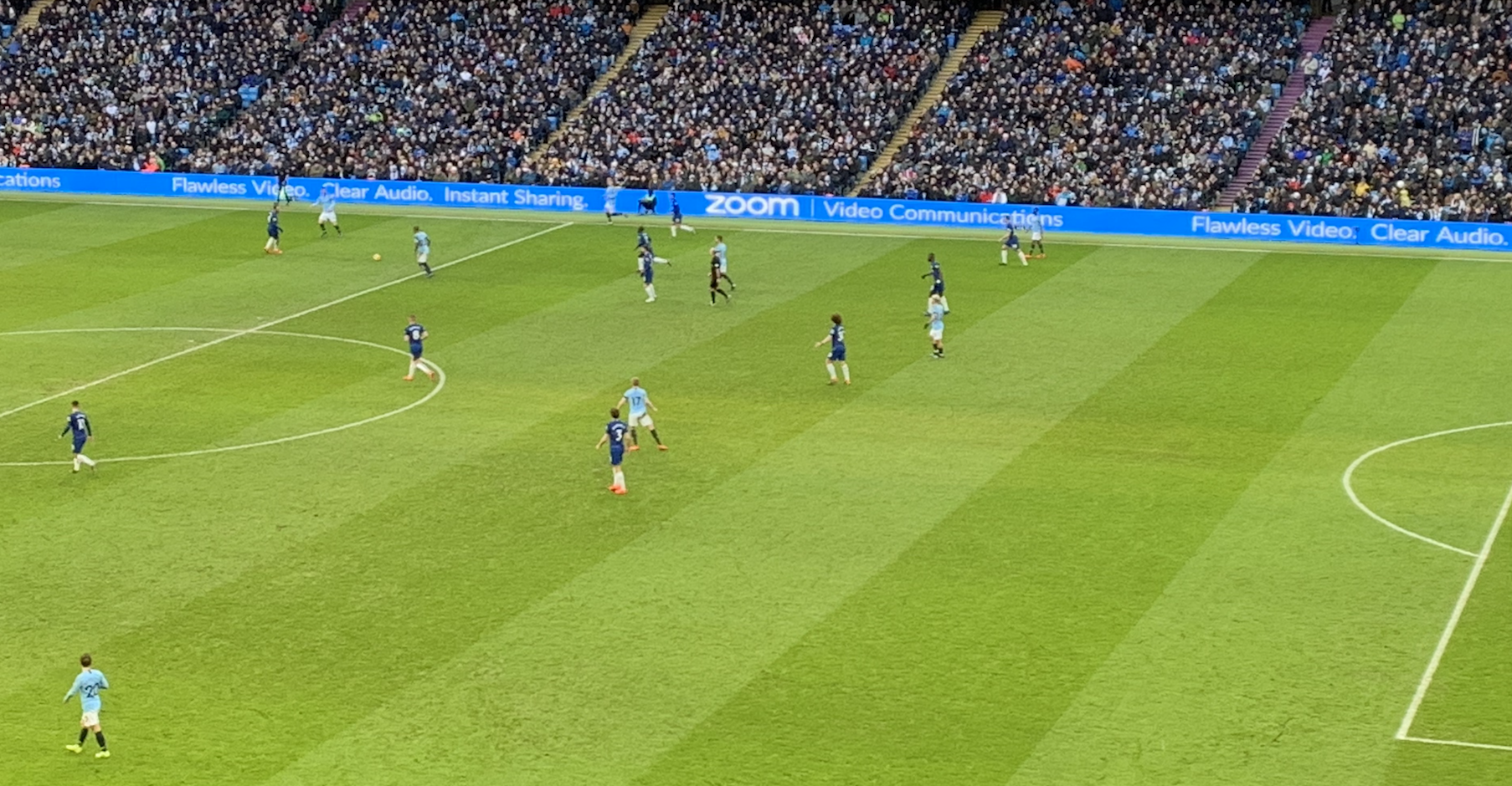 Arsenal And Manchester City Football Clubs Partner With Zoom Zoom Blog