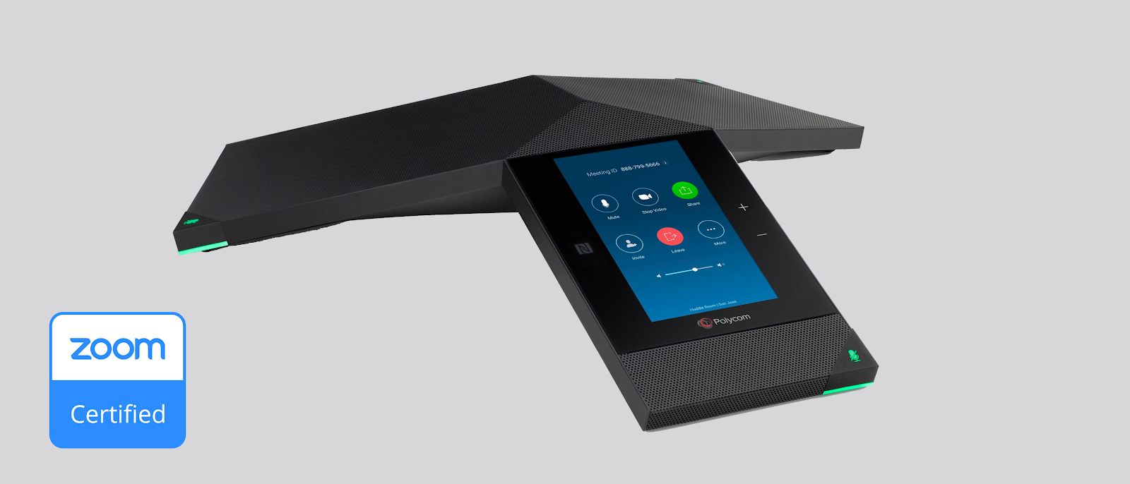 Polycom - Zoom Rooms