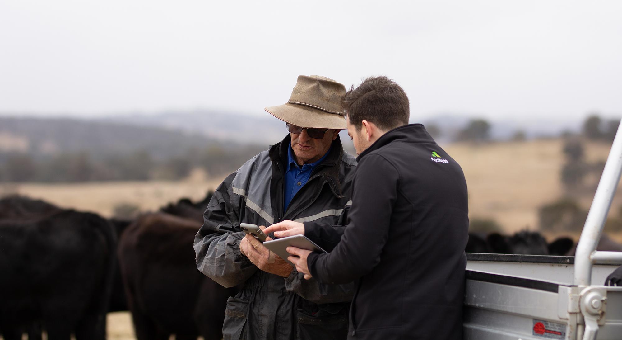 AgriWebb Farm and Livestock Management Software
