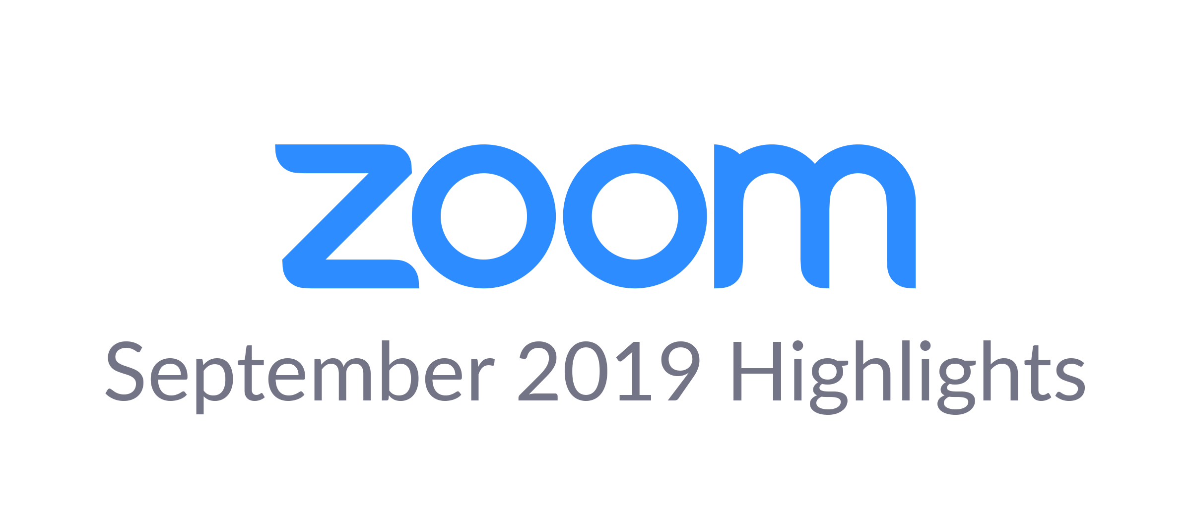 Latest Zoom Release: Zoom Phone Enhancements, Microsoft