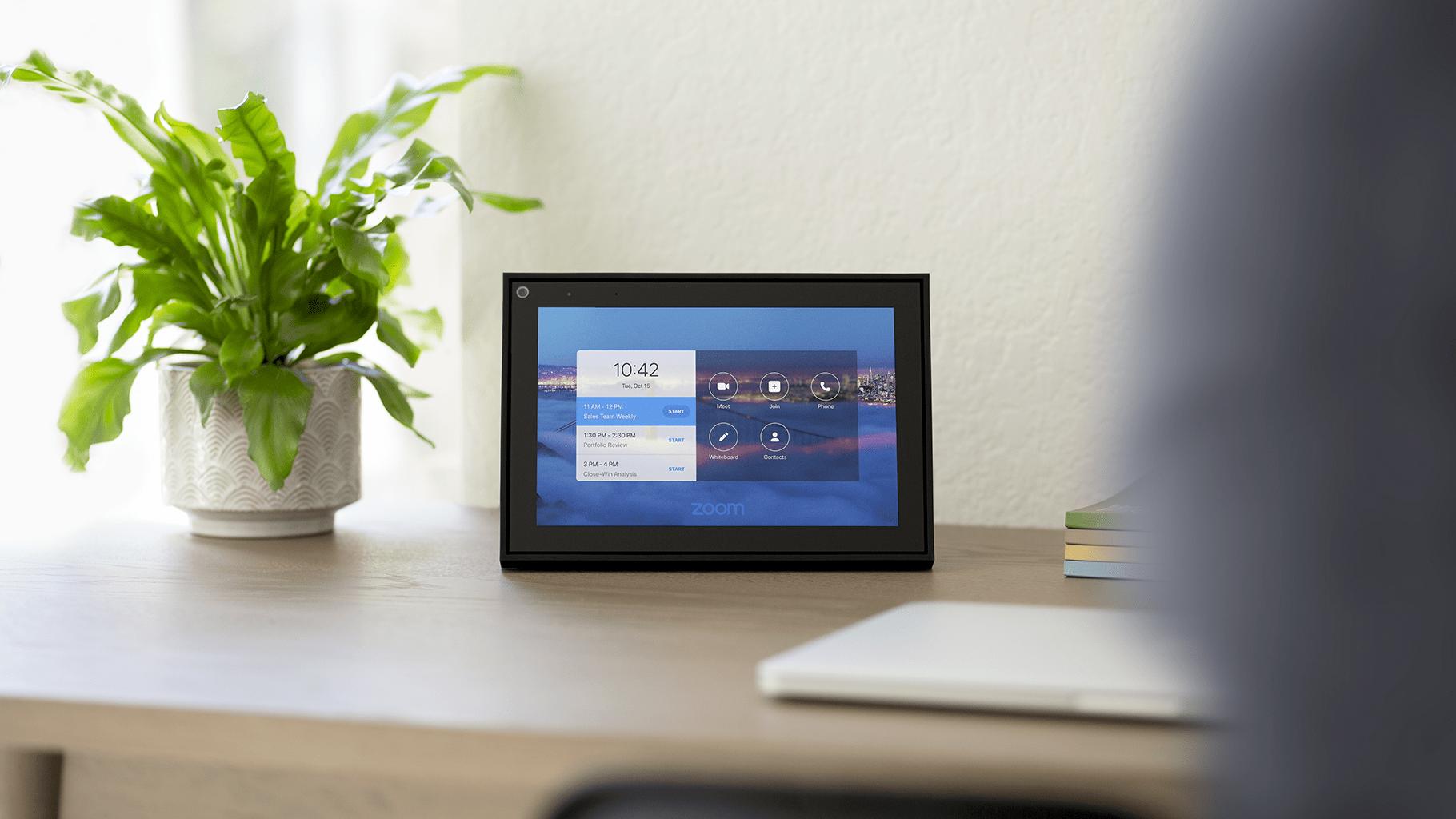 Ausweitung von Zoom auf Smart Displays zu Hause - Zoom Blog