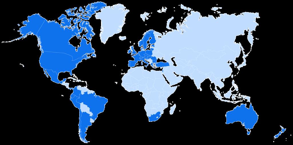 Zoom Phone-Karte